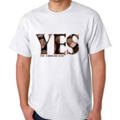 $10 Tee - Yes to chocolate